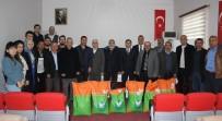 MEHMET ÖZTÜRK - Arıcılara Arıotu Tohumu Dağıtıldı
