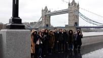 İNGİLİZCE EĞİTİM - Atakum Anadolu İHL Öğrencileri İngiltere'den Döndü