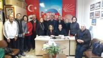 MUSTAFA YıLDıRıM - Ayvalık CHP'de Görev Bölümü Yapıldı