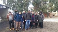 KÜÇÜKKÖY - Ayvalık'ta 17 Mülteci Yakalandı