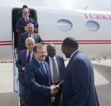 KıZıLDENIZ - Başbakan Yardımcısı Çavuşoğlu, Port Sudan'da