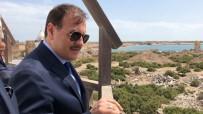 KıZıLDENIZ - Başbakan Yardımcısı Çavuşoğlu, Sevakin'de