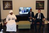 HAKAN ÇAVUŞOĞLU - Başbakan Yardımcısı Çavuşoğlu, Sudanlı Bakanlarla Görüştü