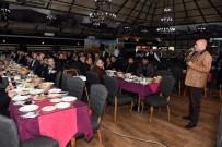 GECEKONDU - Başkan Korkut Açıklaması '9 Yılda 90 Yıllık İş Yaptık'