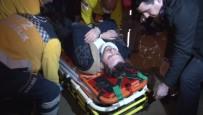 FAHRETTİN ALTAY - Başkent'te Personel Servisi Devrildi Açıklaması 3 Yaralı