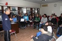 MILLI TAKıM - Bedensel Engelli Yelken Sporcu Eğitim Ve Gelişim Kampı Mersin'de Başladı