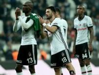 BAYERN MÜNIH - Beşiktaş deplasmanda kayıp