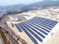 ENERJİ SANTRALİ - Bolu'da Kurulan Güneş Enerji Santrali İle 10 Bin Hanelik Enerji Üretilecek