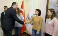 ORTA DOĞU TEKNIK ÜNIVERSITESI - Çankaya'nın Filizleri Başkan Taşdelen'le Buluştu