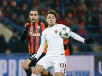 SHAKHTAR DONETSK - Cengiz Ünder'den Tarihe Geçen Gol