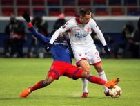 KIZILYILDIZ - CSKA Moskova, Adını Son 16'Ya Yazdırdı