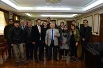 DEVLET KORUMASI - Devletin Çocukları Vali Necati Şentürk'ü Ziyaret Etti