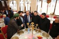 İSMAIL GÜNEŞ - Din Görevlileri Buluşmasında Mehmetçik İçin Dua Edildi