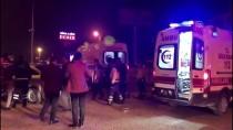 KALICI KONUTLAR - Düzce'de Trafik Kazası Açıklaması 3 Yaralı