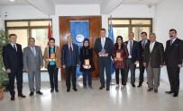 MUSTAFA YıLMAZ - 'Elektriğin Verimli Kullanılması Ve Enerji Tasarrufu' Yarışması Sonuçlandı