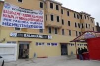 KADINLAR PAZARI - Geçici Kadınlar Pazarı Ve Balıkhane Hizmet Vermeye Başladı