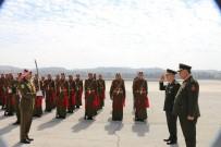 GENELKURMAY BAŞKANI - Genelkurmay Başkanı Akar Ürdün'ü Ziyaret Etti