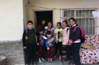 BEZ BEBEK - Göçmen Kardeşlerini Unutmadılar