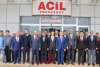 OSMAN AYDıN - Gölbaşı Devlet Hastanesinde Fizik Tedavi Ve Rehabilitasyon Ünitesi Açıldı