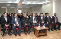 Gümüşhane'de 81 Emniyet Görevlisine 'Üstün Başarı Belgesi'