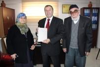 CENGIZ ERDEM - Huzurevi Sakinlerinden Afrin'deki Mehmetçiğe Destek