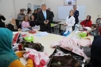 HATIRA FOTOĞRAFI - Karaosmanoğlu'ndan Gölcük KO-MEK'e Ziyaret