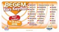 OSMANLıCA - Kırşehir Belediyesi BEGEM Kurs Kayıtları Başladı