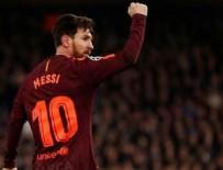 SERGIO BUSQUETS - Messi'den Chelsea'ye izin çıkmadı!