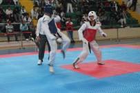 TEKVANDO - Liseli Gençler Tekvando Şampiyonasında Sıralamalar Belli Oldu