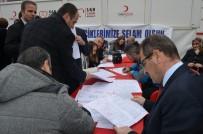 ARTVİN BELEDİYESİ - Mehmetçiğe 'Kan Bağışı' İle Destek