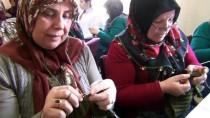 MUAMMER KÖKEN - Mehmetçik İçin Örgü Örmeyi Öğrendi