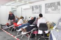 ÜMİT HÜSEYİN GÜNEY - Mehmetçikler İçin Kan Bağışı