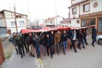 AK PARTİ İL BAŞKAN YARDIMCISI - Narman'da Zeytin Dalı Harekatına Destek Yürüyüşü Yapıldı