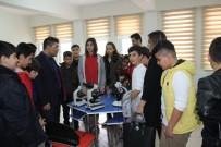 FEN BILGISI - Öğrenciler Adıyaman Bilim Ve Sanat Merkezini Tanıyor