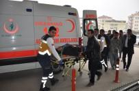 YUSUF İSLAM - Otomobil Tarlaya Uçtu Açıklaması 6 Yaralı
