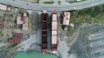 KARGO GEMİSİ - (Özel) 11 Yıldır Kızakta Bekleyen 2 Gemi İcradan Satışa Çıkarıldı