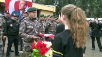 ADNAN MENDERES HAVALİMANI - Özel Harekat Polisleri Dualarla Afrin'e Uğurlandı