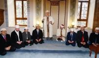 OSMAN AYDıN - (Özel) Tarihi Nasrullah Camisinde Zeytin Dalı Operasyonu İçin Fetih Suresi Okundu