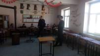 TRAFİK KURALLARI - Polisten İlkokul Öğrencilerine Seminer