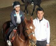 ÇUKURAMBAR - Pony İle Hayvan Sevgisi