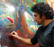 RESİM YARIŞMASI - Raşit Altun SANKO Sanat Galerisinde Sergi Açacak