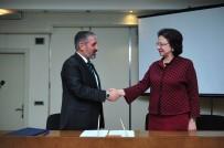 AZERBAYCAN - Rektör Biber'den Azerbaycan'a Ziyaret