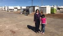 KARAMANOĞLU MEHMETBEY ÜNIVERSITESI - Rektör Tunçsiper, Mülteci Kampında Çocuklarla
