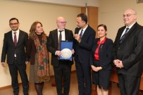 DEPREM BÖLGESİ - 'Sagalassos'ta Kaybolmak' Konferansı Brüksel Yunus Emre Kültür Merkezinde Gerçekleşti