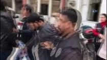 SAHTE ALTIN - Sahte Altınla Vatandaşları Dolandıran 3 Kişi Yakalandı