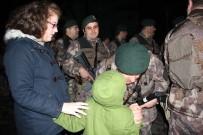 HAKAN KARADUMAN - Samsun Özel Harekat Polisleri Düğüne Gider Gibi Afrin'e Gitti