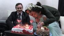 CEYHUN DİLŞAD TAŞKIN - Şehit Kızına Doğum Günü Sürprizi