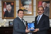 UĞUR İBRAHIM ALTAY - Selçuklu Belediye Başkanı Uğur İbrahim Altay'ın Bozüyük Ziyareti