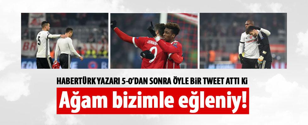 Sevilay Yılman'ın Beşiktaş tweeti olay oldu