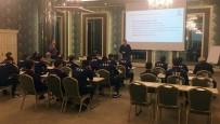 YUSUF NAMOĞLU - Süper Lig hakem semineri sona erdi